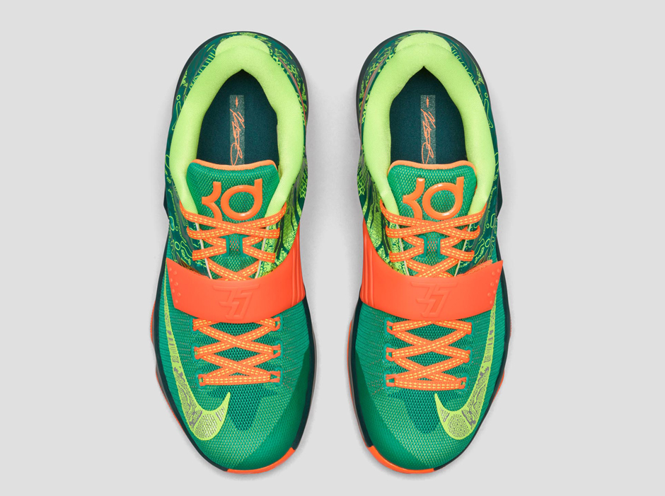 7e2413bc29c1 Nike Takes Us Back To Kevin Durant s First Love With the KD 7 ...