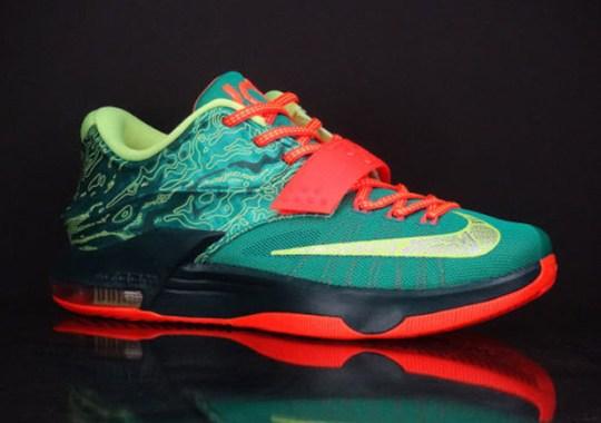 """Nike KD 7 """"Weatherman"""" – Release Date"""
