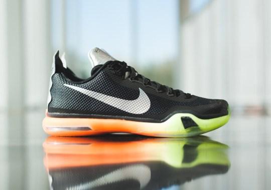 "Nike Kobe 10 ""Zoom City"" – Release Reminder"