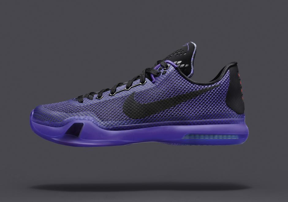 Nike basketball unveils kobe 10 blackout