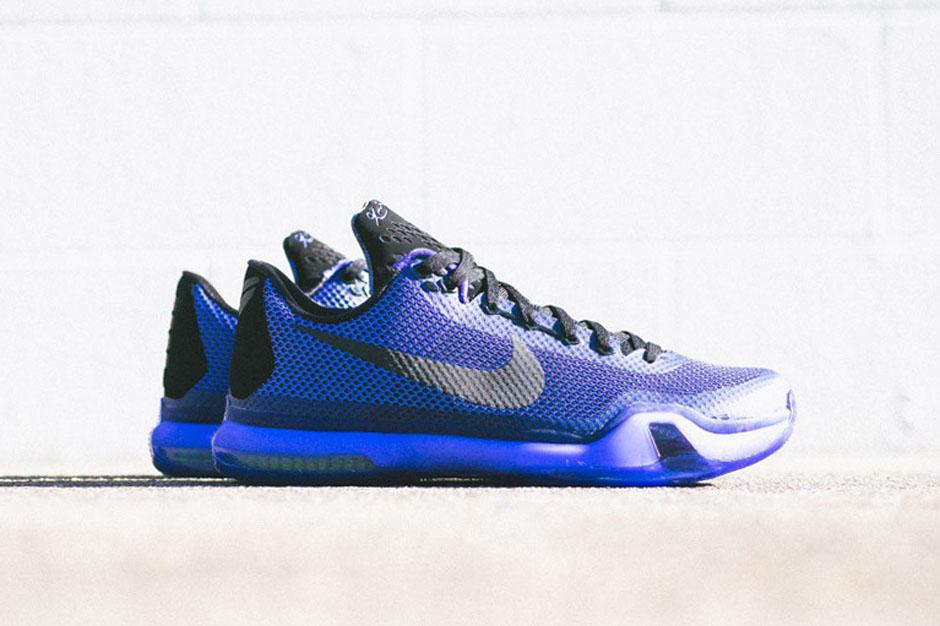 Nike Kobe 10 - 2015 02 18 Nike Kobe 10 Noirout Arriving Meilleur Prix
