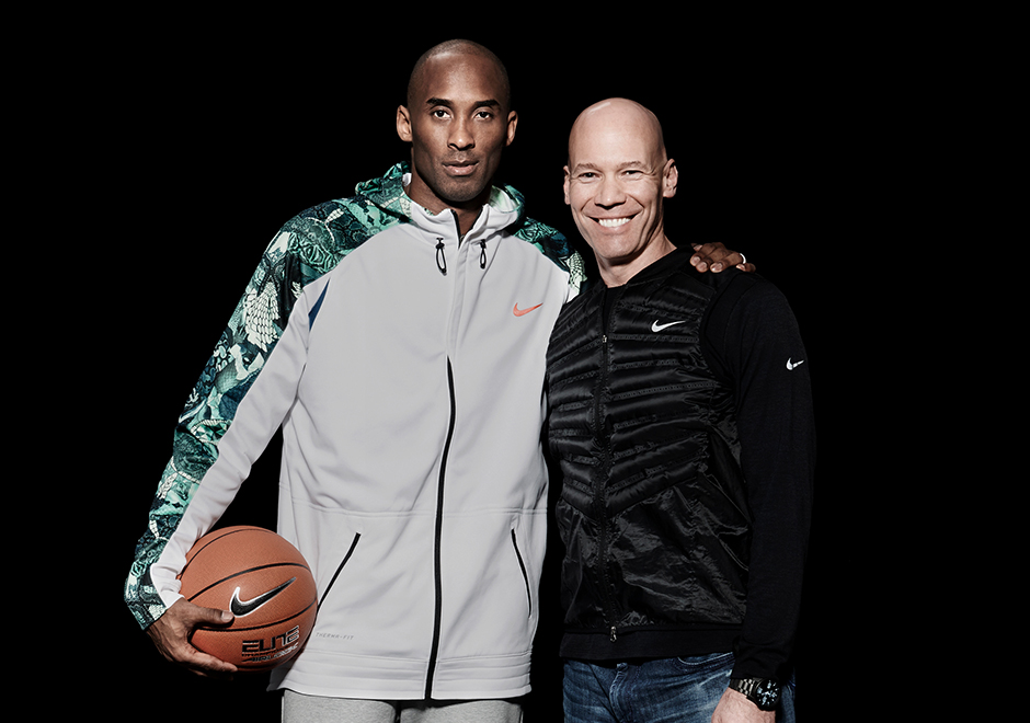 Kobe Bryant and designer Eric Avar are at the top of their respective  fields. Both legends in their own right, you can imagine that there'd be  some egoic ...
