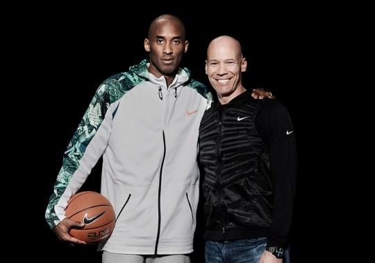 Nike Launches Podcast with Kobe and Designer Eric Avar