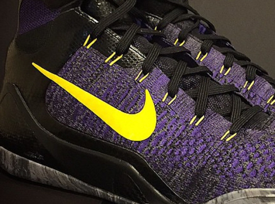 A Look At Another Unreleased Nike Kobe 9 Elite PE