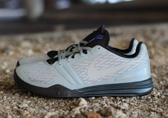Nike Kobe KB Mentality – Dove Grey – Black