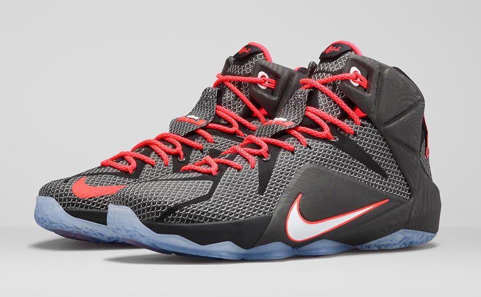 promo code 09290 e6071 Nike LeBron 12
