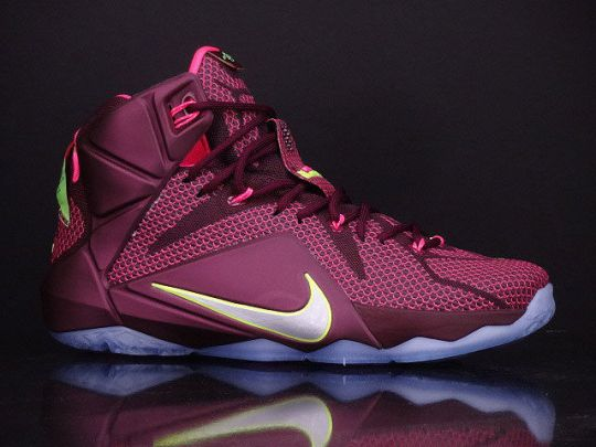 "Nike LeBron 12 ""Double Helix"" – Available Early on eBay"