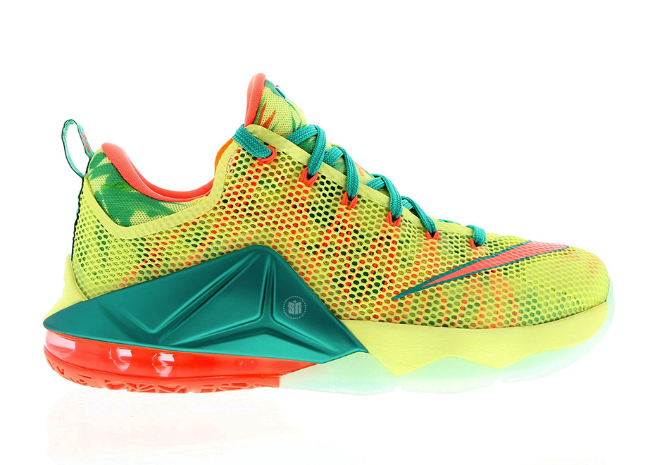 A Detailed Look at the Nike LeBron 12 Low 5bdd00c827