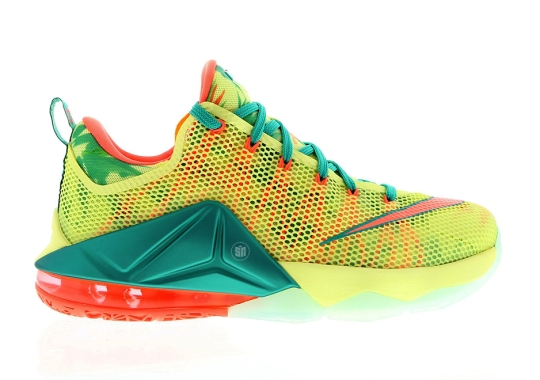 A Detailed Look at the Nike LeBron 12 Low