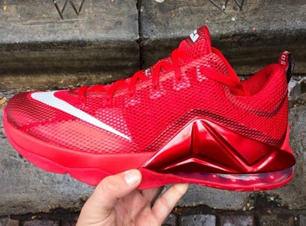 7950fd89c360 Nike LeBron 12 Low