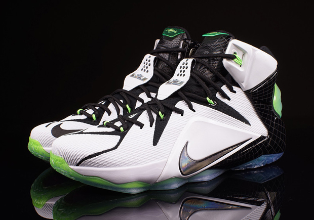los angeles 760d9 0fd44 Nike LeBron 12 All Star Zoom City