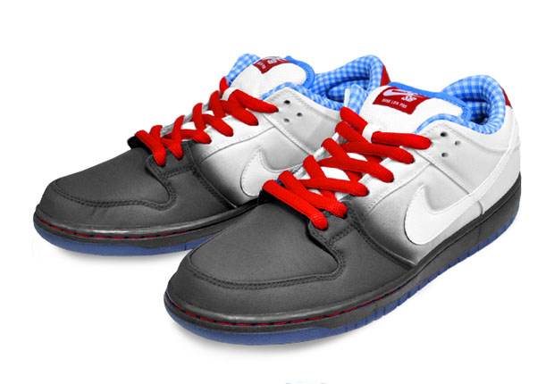 "Nike SB Dunk Low ""Gingham"""