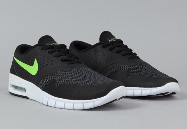 Sb Flash Max Nike Black Eric Lime 2 Koston 6wdwY
