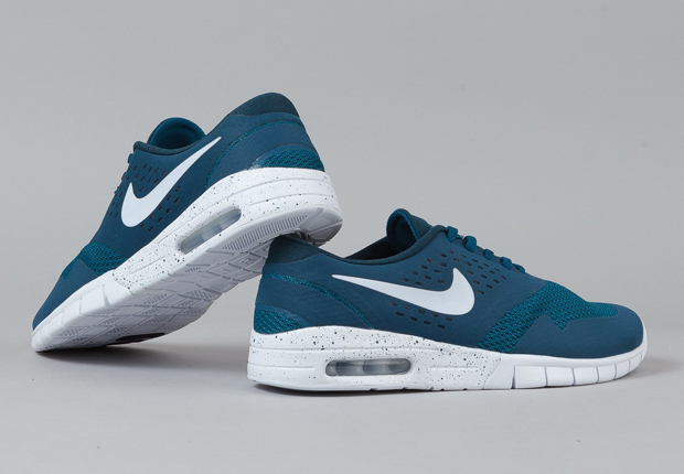 Eric Koston's second Nike SB skate shoe transformed into a casual chillin'  option, the Nike SB Eric Koston 2 Max, keeps the clean looks coming this  spring ...
