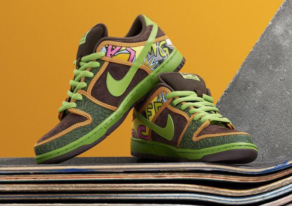 Nike Sb Dunk Sb Bajo El Alma 5BQVaADPI