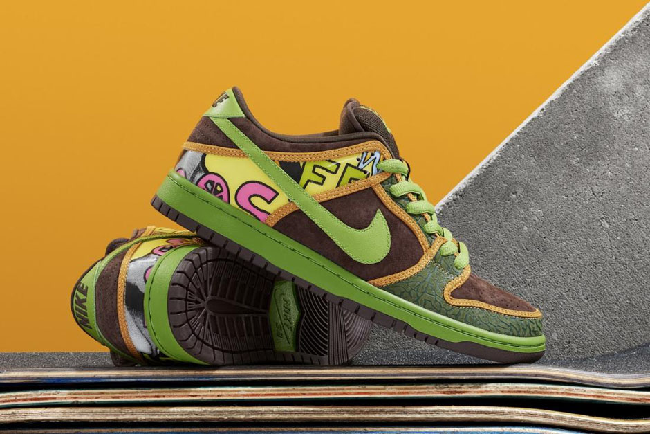 prix livraison gratuite Nike Dunk Low De La Soul Faible Sb expédition faible sortie vente Nice vente grande vente acheter plus récent znRAIqIco