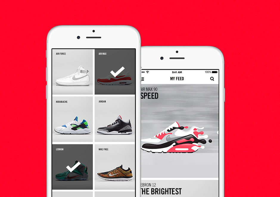 Nike Launches SNKRS App - SneakerNews.com
