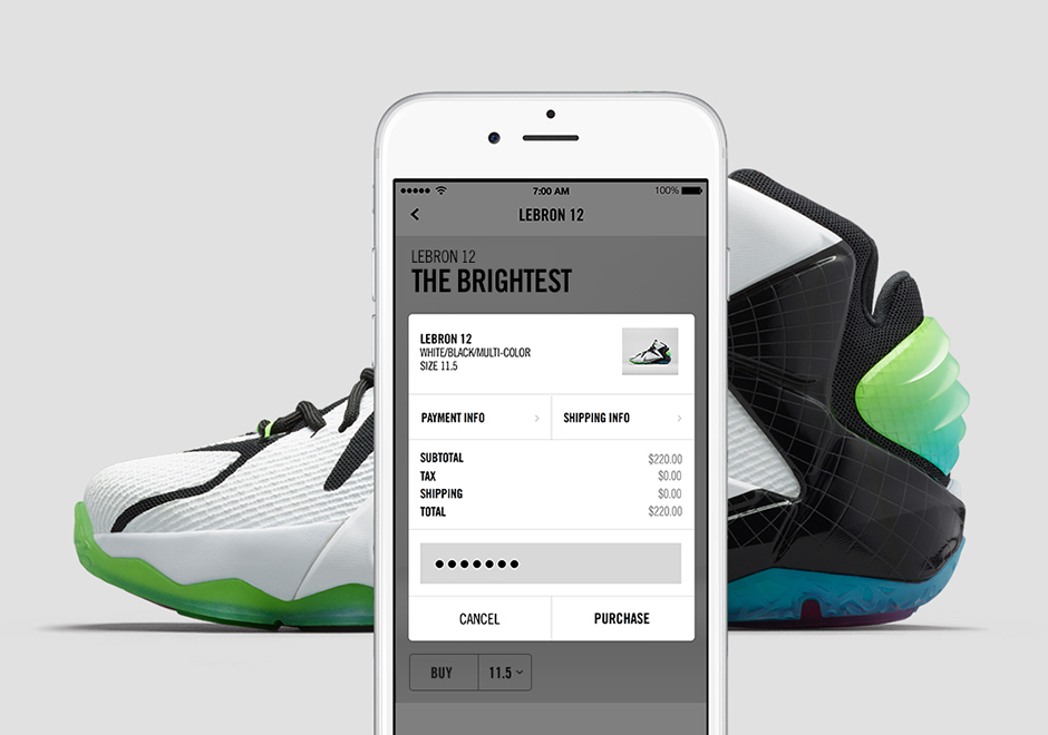 290261ff4efa7 Nike Launches SNKRS App - SneakerNews.com