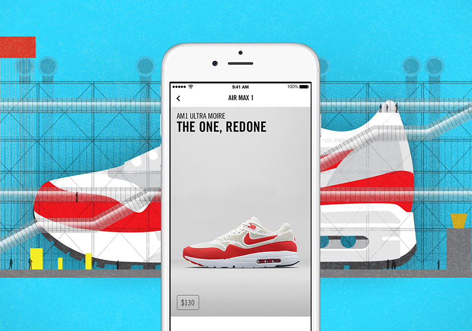 Nike Launches SNKRS App - SneakerNews com