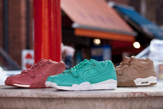 The Nike Sportswear Air Trainer Collection is Releasing Together in Europe