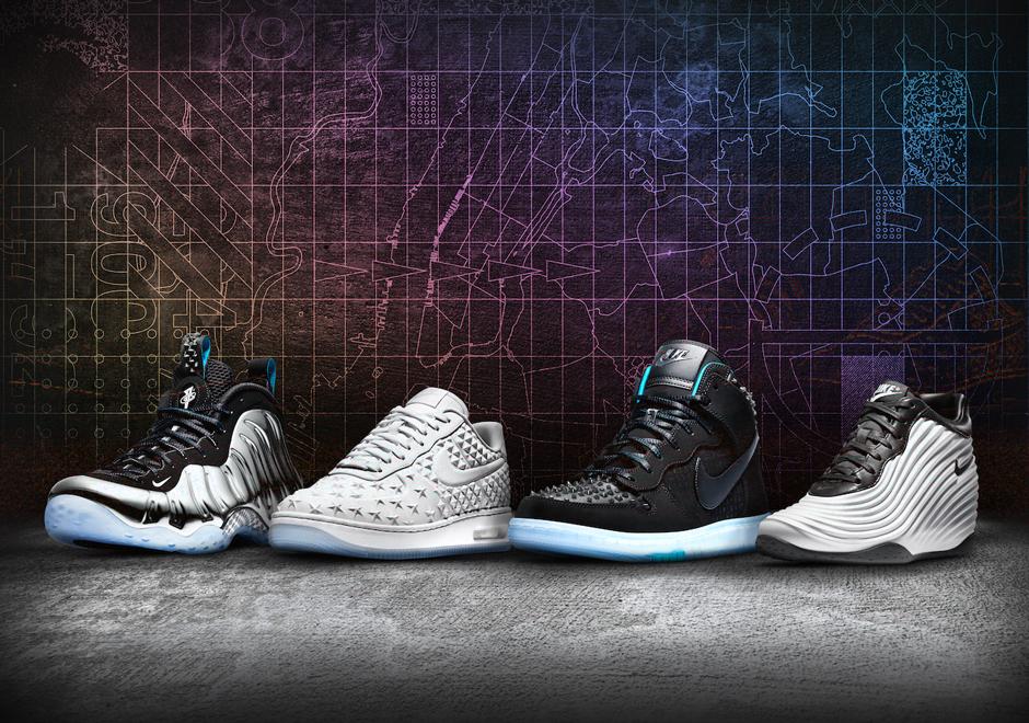 Nike Air Force 1 Elite All Star