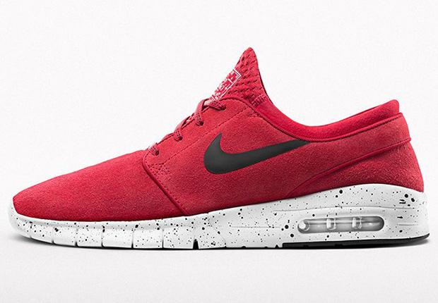 Nike Stefan Janoski Máximo Roja OwIzJexHO