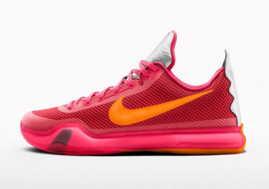 "Nike Basketball ""Zoom City"" iD Collection"