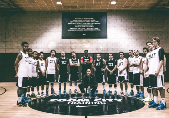 What It's Like Spending A Month Training With Nike Basketball