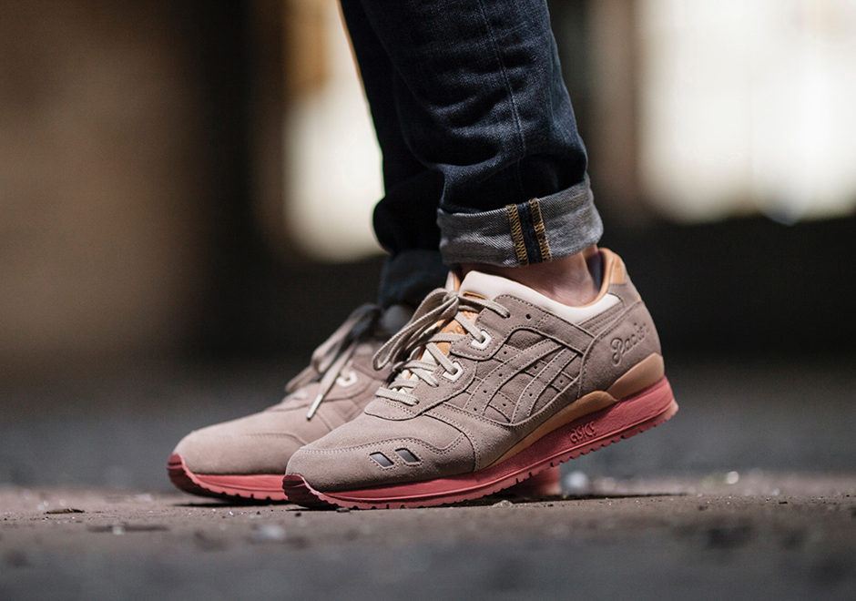 asics gel lyte packer shoes