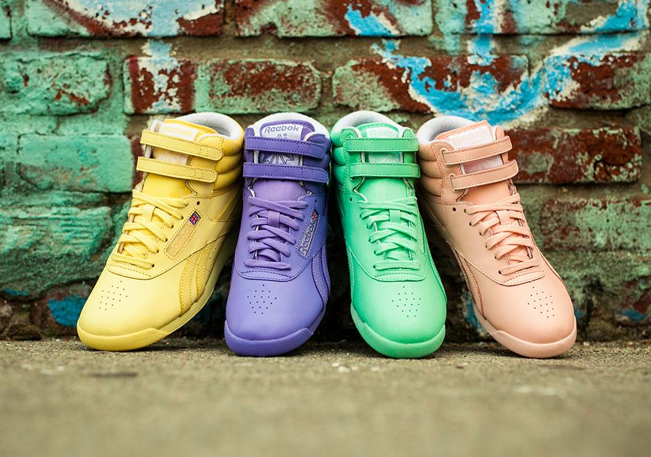 Reebok Freestyle Hi - SneakerNews.com 40fac4ab7b