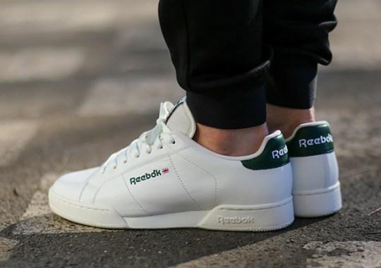 Reebok NPC Vintage – White – Green