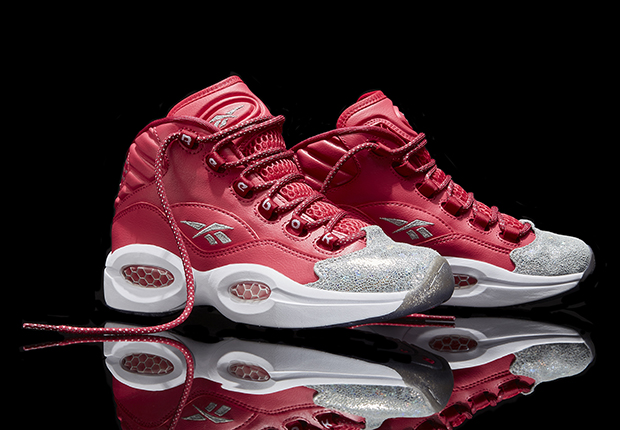 Reebok Question Mid Valentines Day For Girls