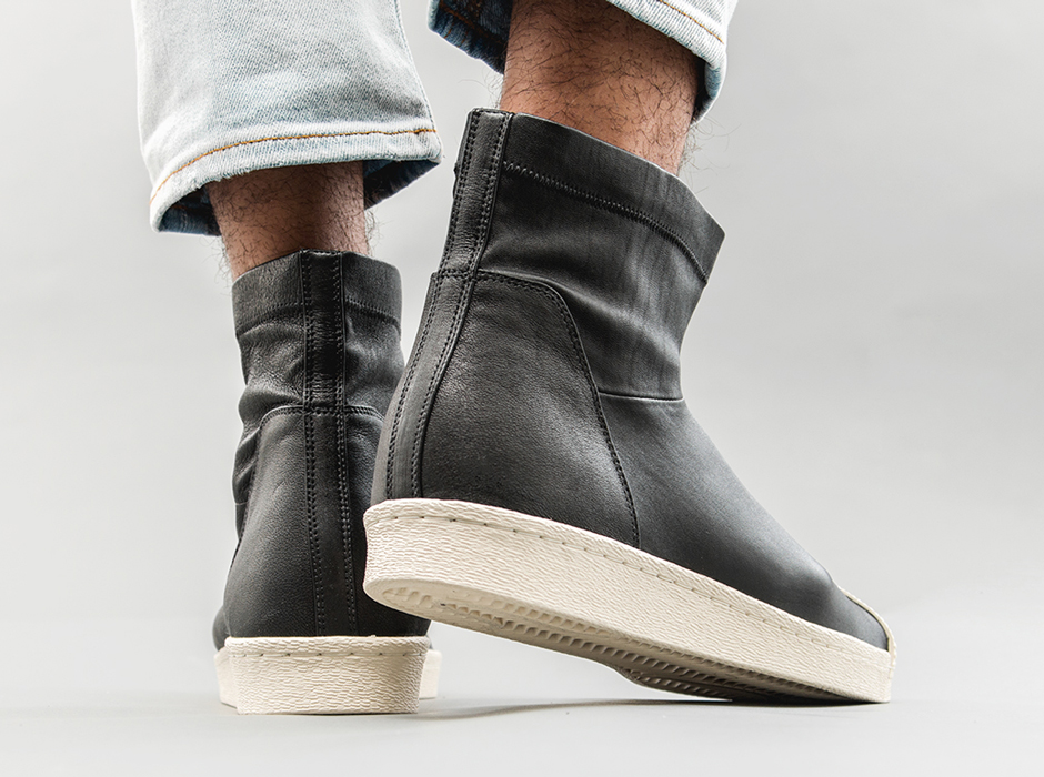 new product 1dcb0 ad103 Rick Owens x adidas Spring 2015 Collection - SneakerNews.com