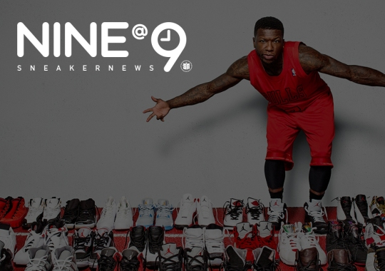 Sneaker News NINE@NINE: Sneaker Fanatics In 9 Professional Sports