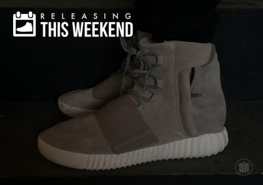 Sneakers Releasing This Weekend – February 14th, 2015