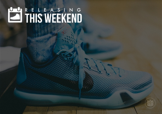 Sneakers Releasing This Weekend – February 7th, 2015