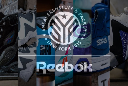 "The Complete Packer Shoes x SNS x Reebok ""Token 38"" Collection"