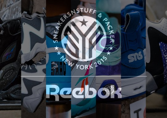 """The Complete Packer Shoes x SNS x Reebok """"Token 38"""" Collection"""