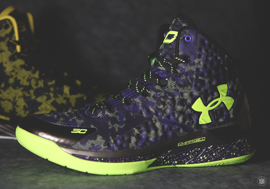 2fade9dbc55 Six Key Details of the Under Armour Curry One - SneakerNews.com