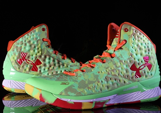 "Under Armour Curry One ""Candy Reign"""
