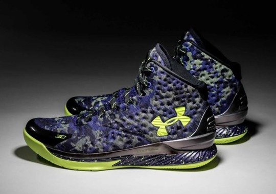 "A Detailed Look at the Under Armour Curry One ""All-Star"""