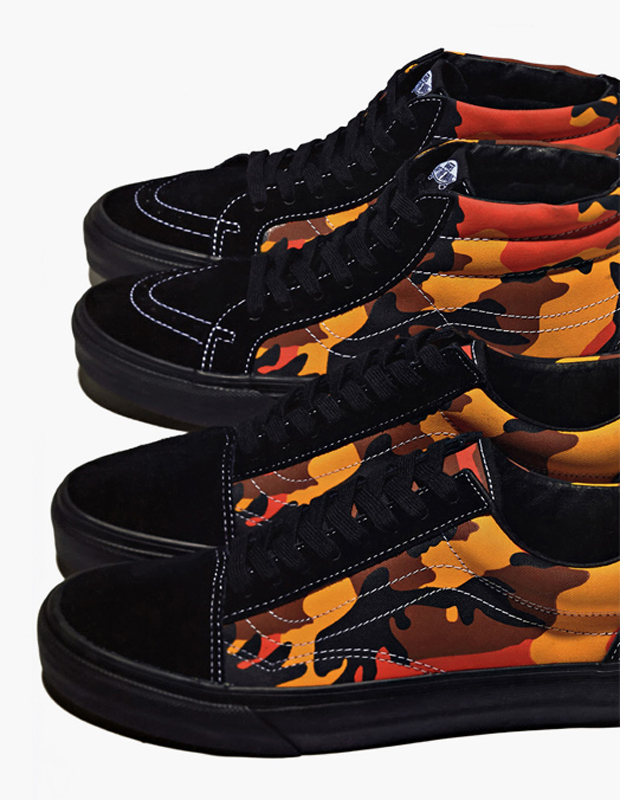 4cf0c1a0d1fb An Upcoming Supreme x Vans Collaboration Uses Camo Print ...