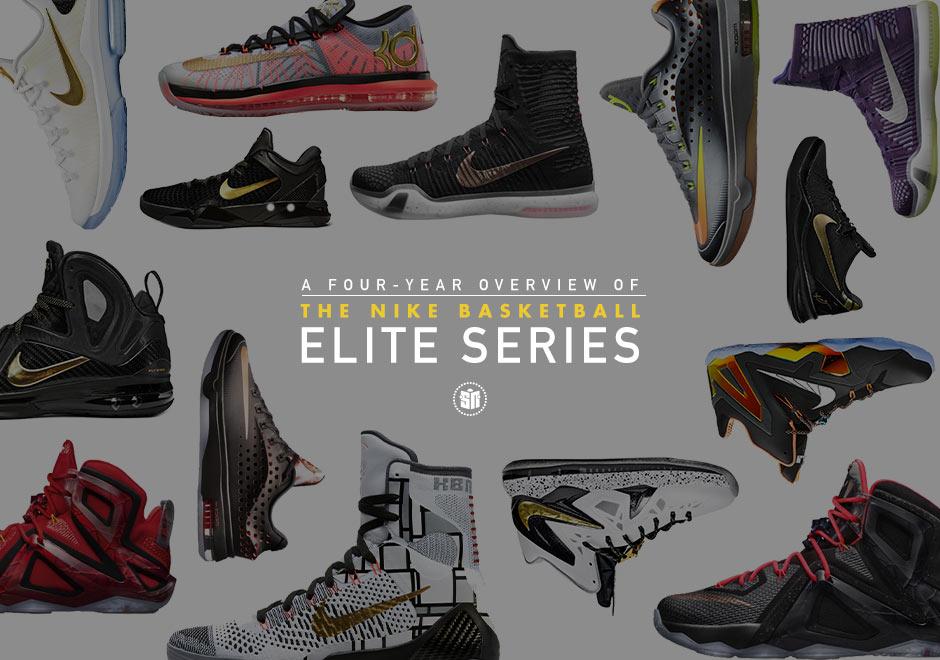Mierda Saca la aseguranza Camión golpeado  A Four-Year Overview of the Nike Basketball ELITE Series - Gov
