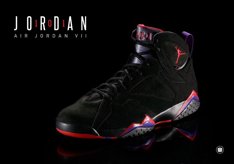 Jordan 101: Essential Facts of the Air Jordan VII, A Minimal Masterpiece