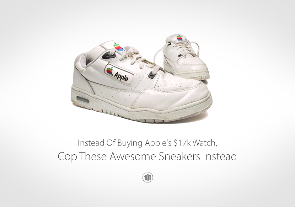 Cop These Awesome Sneakers Instead