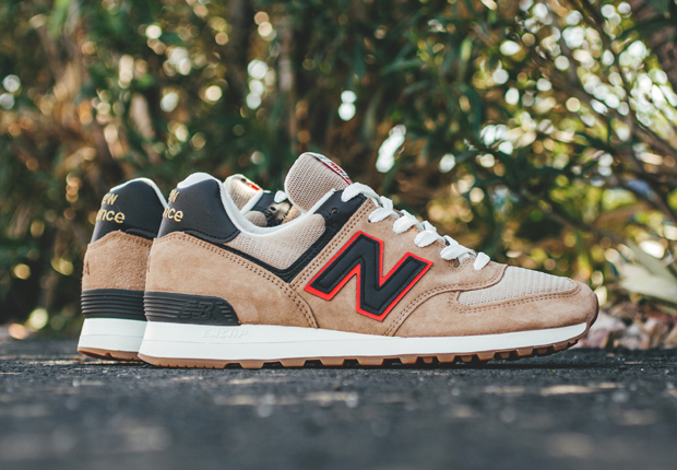 review of new balance 574