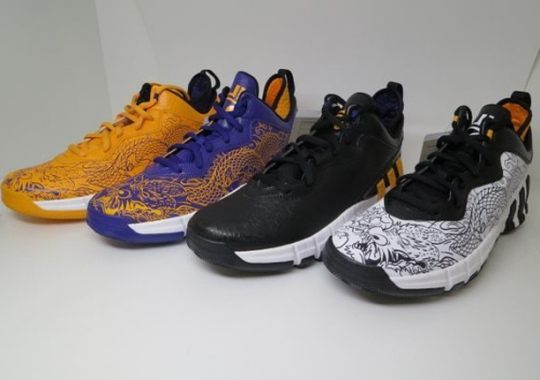 "promo code b66a2 2d872 adidas Crazy Quick 2 Low. adidas Basketball and Jeremy Lin Form The  ""Dragon"" Pack"