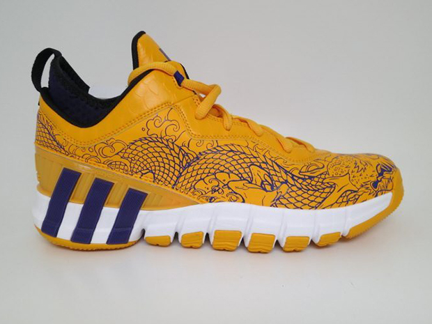 "newest c1509 c53ee ... adidas Crazy Quick 2 Low Jeremy Lin ""Dragon Pack"". Source hupu"