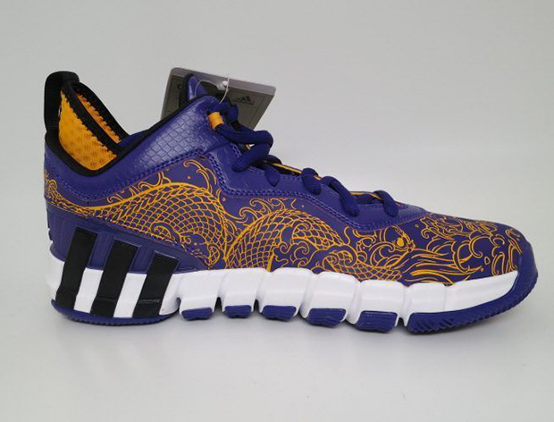 Jeremy Lin Dragon Shoes Adidas