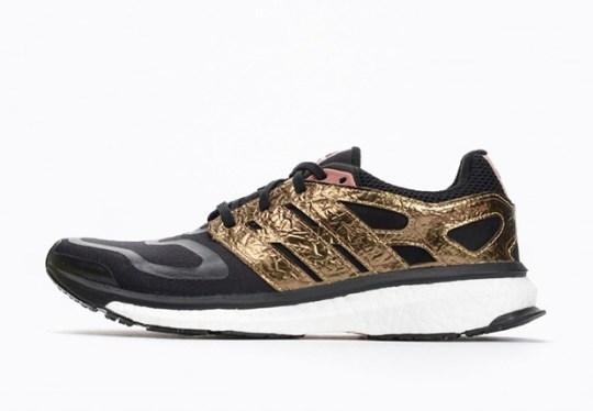 "adidas Boost Running ""Gold Foil"" Pack"